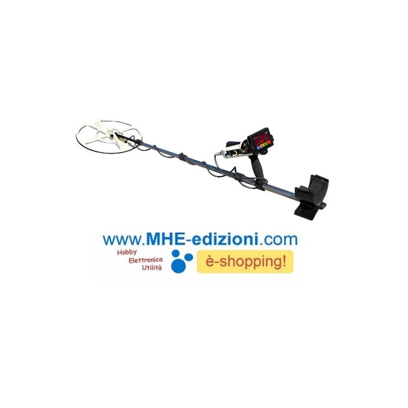 Black Hawk Metal Detector OKM Radar Geo Scanner