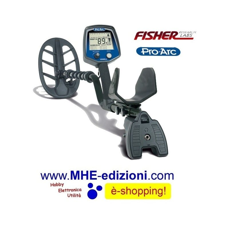 Fisher PRO-ARC Metal Detector