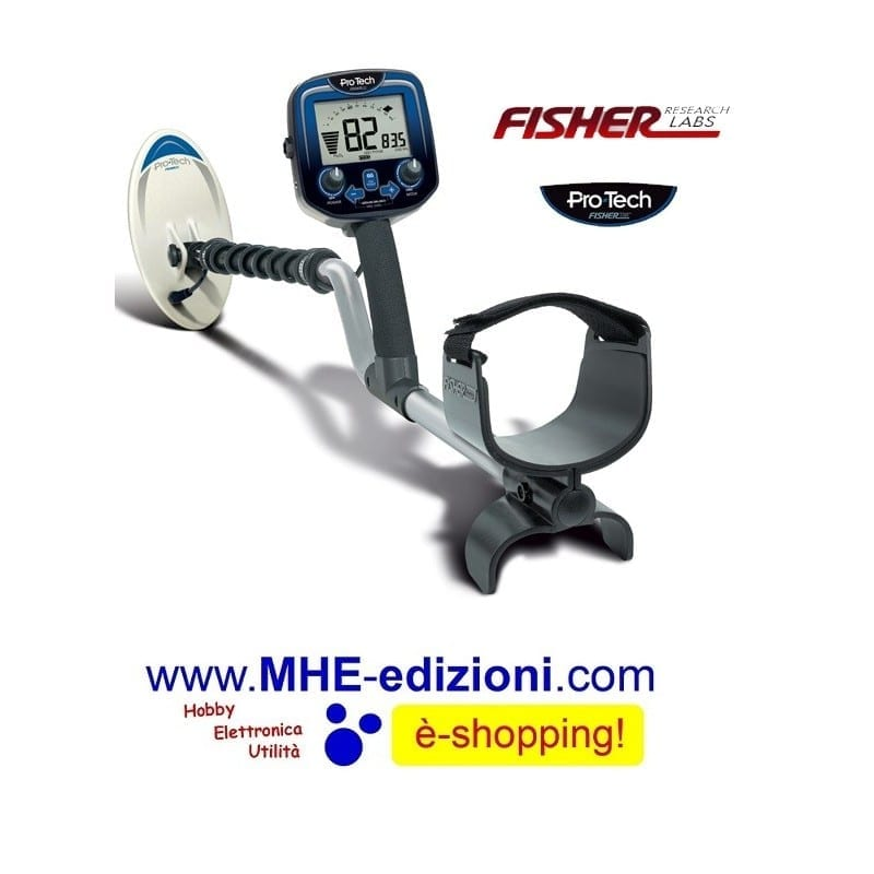 Fisher PRO TECH Metal Detector