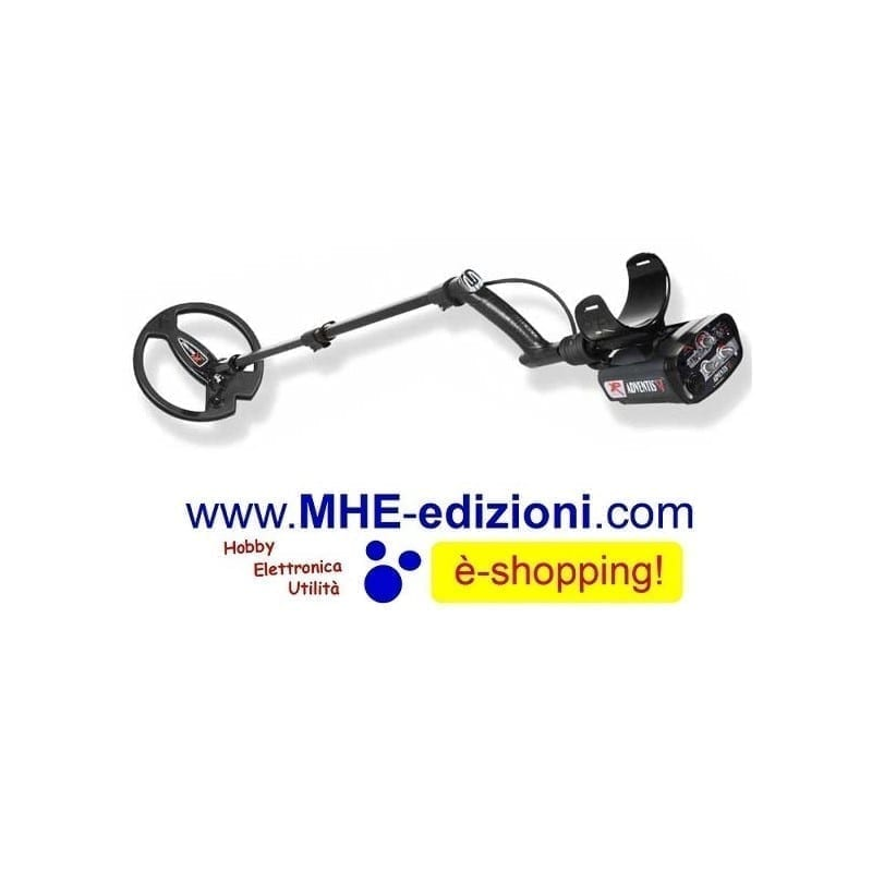 ADX 150 XP Metal Detector Xplorer