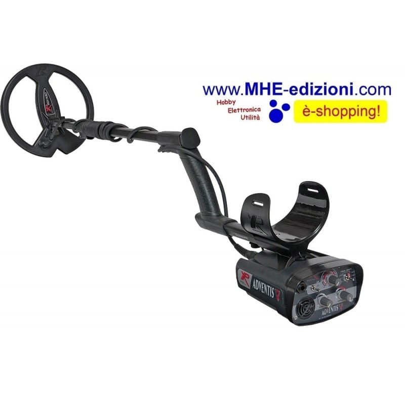 ADVENTIS 2 XPlorer Metal Detector XP