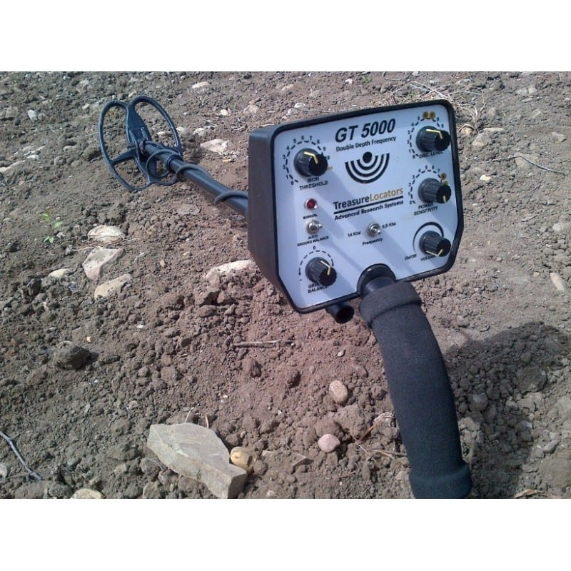 Gold Hunter Pro - Professional Metal Detector Treasure Locators
