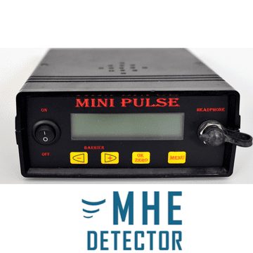 Pirate Mini Pulse Metal Detector