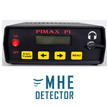 Pirate Pimax Pi Metal Detector